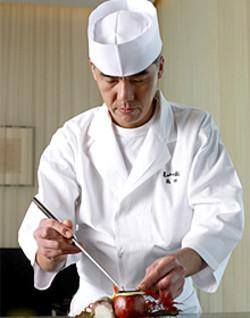 Hanasanshou_chef